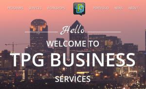 TPG website